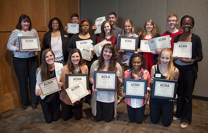JBU Communication Students Win 18 College Media Awards