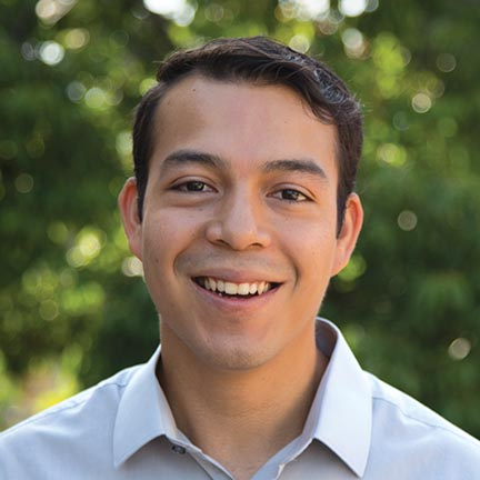 Marcos Gutierrez, JBU Admissions Counselor