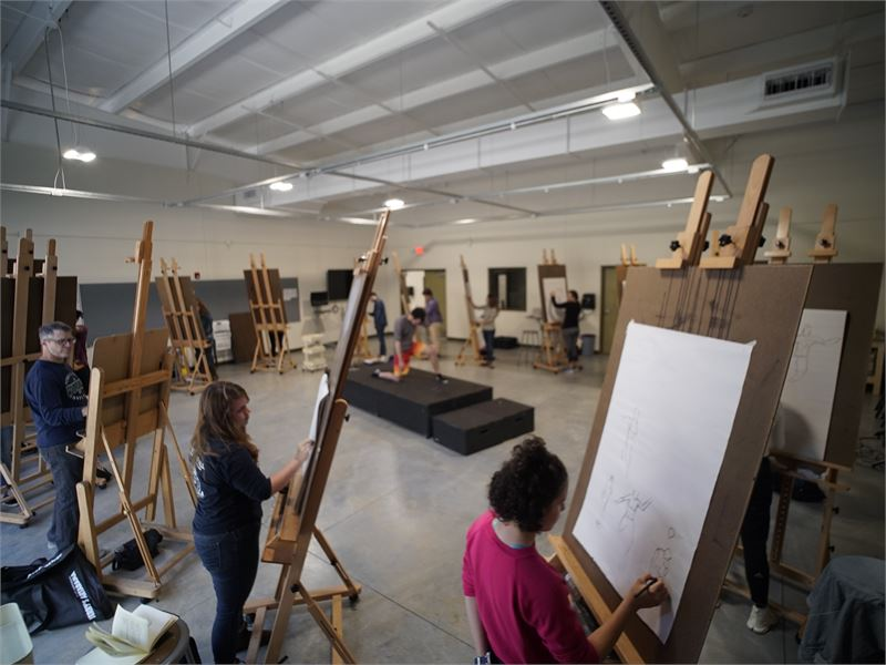 Art & Illustration Classrooms