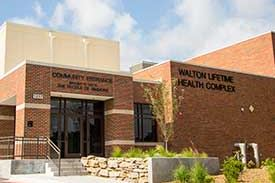Walton Lifetime Health Complex Renovation