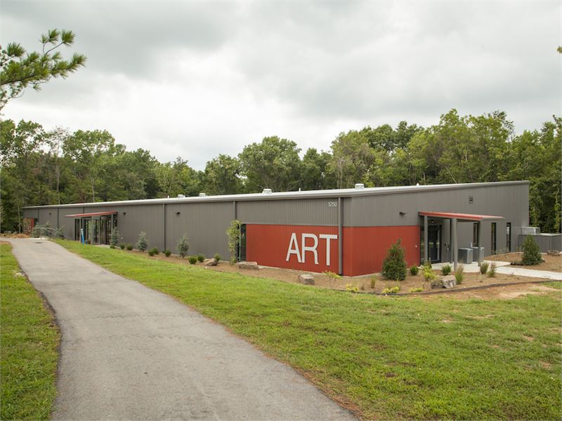 Peer-Andrus Studio and Project Barn